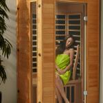 Bliv afstresset med en infrarød sauna