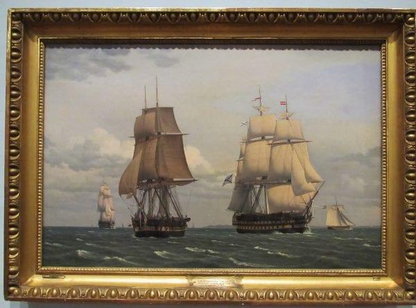 Besøg havnemuseet