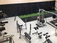 Nyt udstyr, foto: Club Fitness Hedensted
