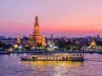 Det gode liv i Bangkok, foto: Thai Airways